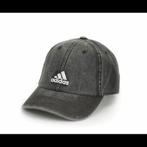 Women's adidas denim hat